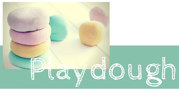 Home made Playdough