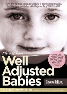 Well Adjusted Babies Book