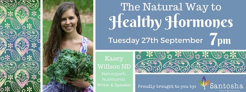 Kasey Wilson Healthy Hormones