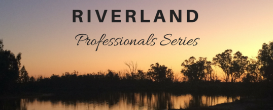 Riverland Professionals Series – Elyse Steed